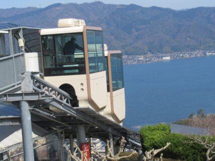 天橋立ビューランドは、天橋立を眺められる展望台のある遊園地。