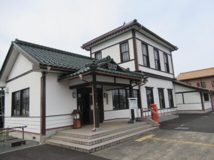 加悦鉄道資料館は、京都府与謝郡与謝野町にある博物館。