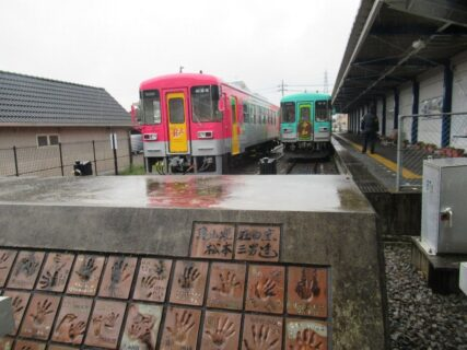 北条町駅は、兵庫県加西市北条町北条駅前町にある北条鉄道北条線の駅。