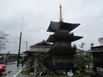 法華口駅は、兵庫県加西市東笠原町沖にある北条鉄道北条線の駅。