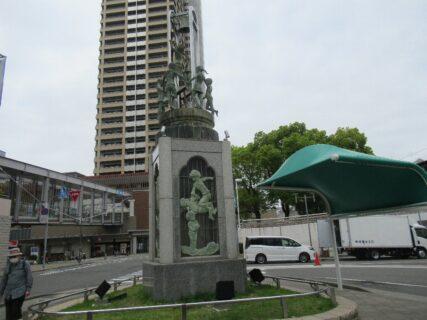 六甲道駅は、神戸市灘区永手町四丁目にある、JR西日本東海道本線の駅。