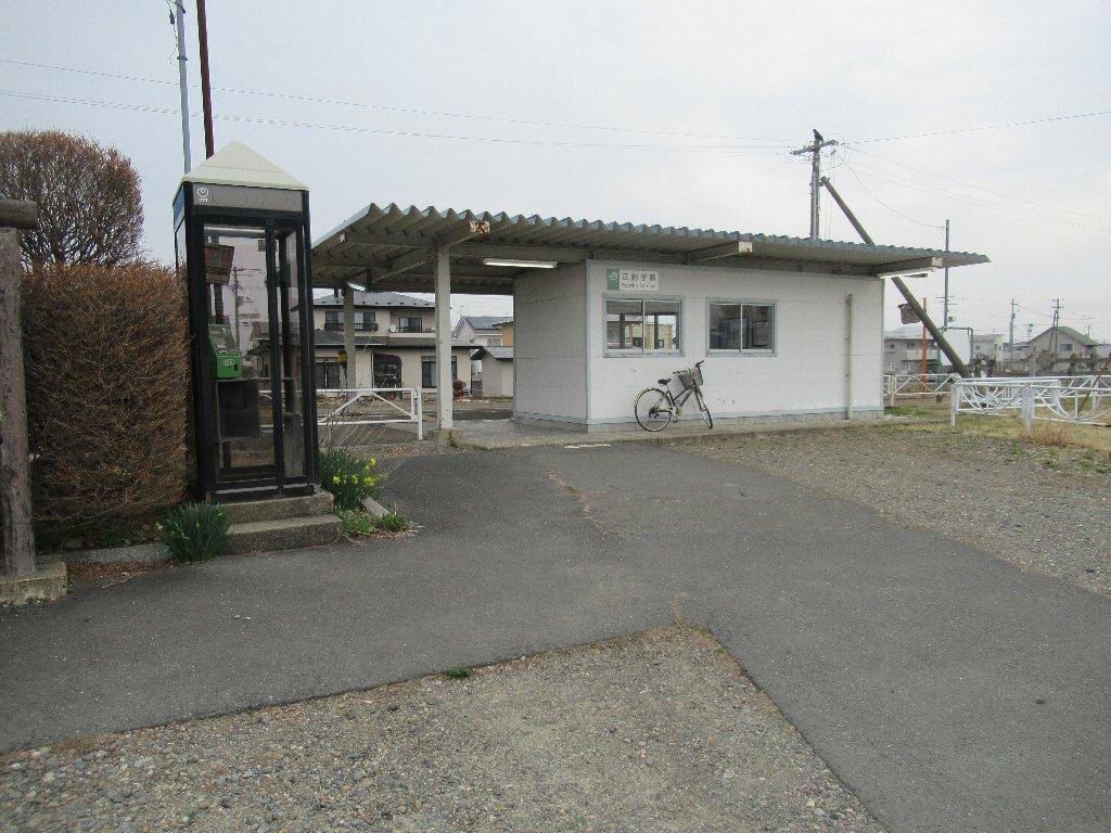 江釣子駅は、岩手県北上市上江釣子にある、JR東日本北上線の駅。