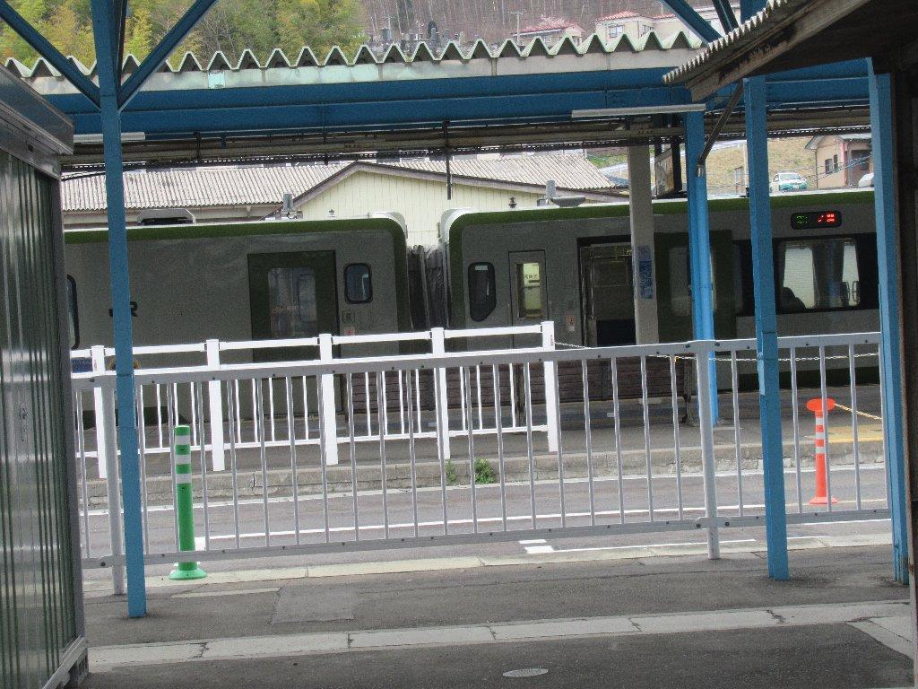 気仙沼駅は、宮城県気仙沼市古町一丁目にある、JR東日本の駅。