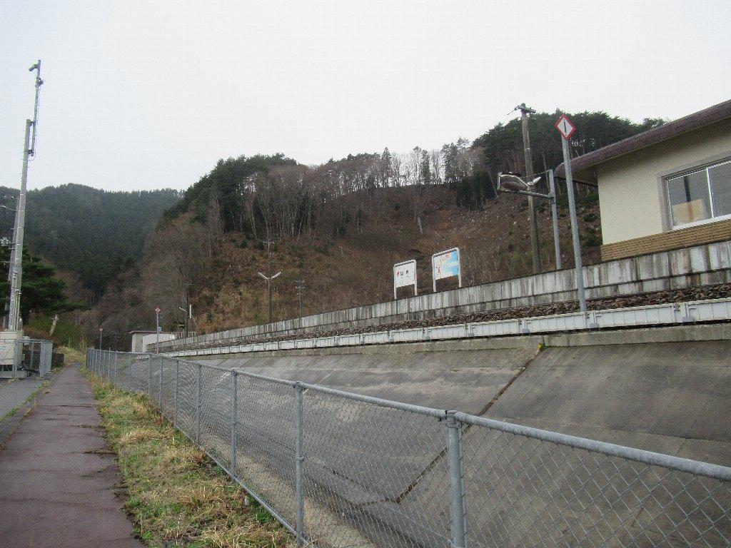 唐丹駅は、岩手県釜石市唐丹町にある三陸鉄道リアス線の駅。