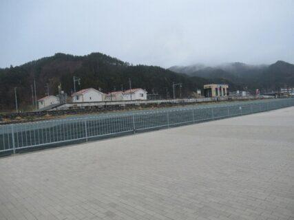 鵜住居駅は、岩手県釜石市鵜住居町にある、三陸鉄道リアス線の駅。