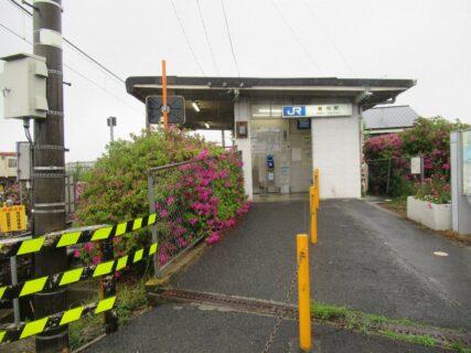 巻向駅は、奈良県桜井市大字辻にある、JR西日本桜井線の駅。