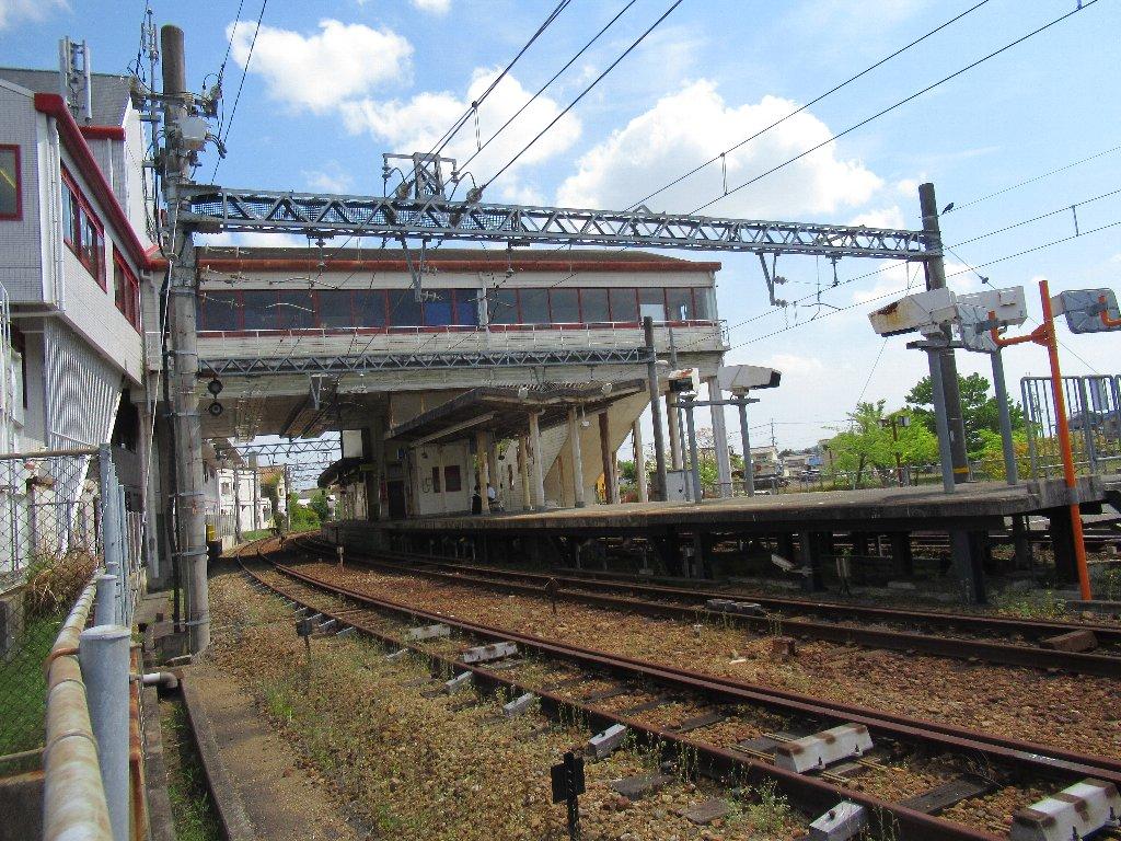 小野駅は、兵庫県小野市神明町字西畑ケにある、神戸電鉄粟生線の駅。