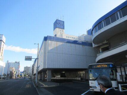 東武宇都宮駅は、栃木県宇都宮市宮園町にある東武鉄道の駅。