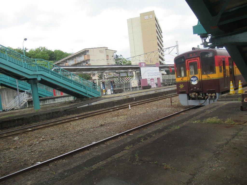 相老駅は、桐生市相生町にある、わたらせ渓谷鐵道・東武鉄道の駅。