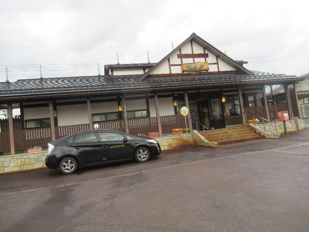 塩沢駅は、新潟県南魚沼市塩沢にある、JR東日本上越線の駅。