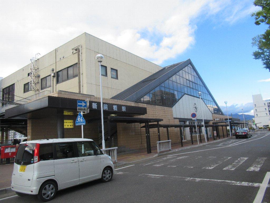 新前橋駅は、群馬県前橋市古市町にある、JR東日本の駅。