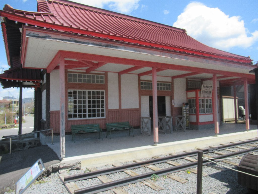 北軽井沢駅は、群馬県吾妻郡長野原町にあった草軽電気鉄道の駅(廃駅)。
