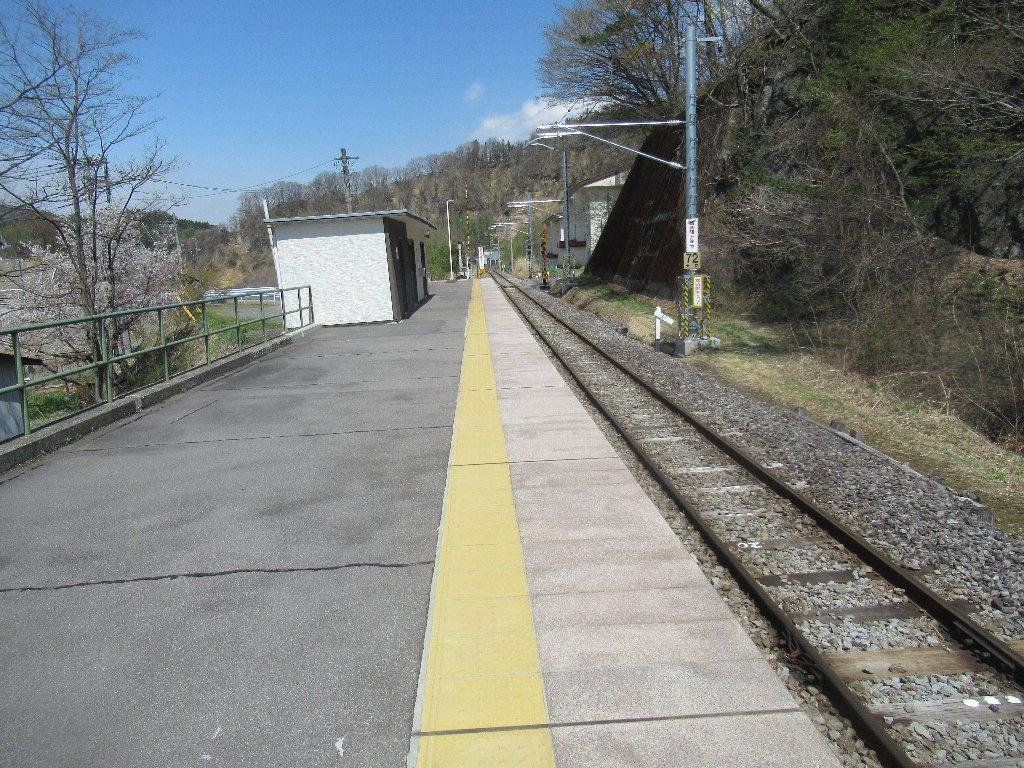 大前駅は、群馬県吾妻郡嬬恋村大字大前にある、JR東日本吾妻線の駅。