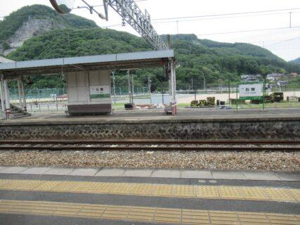 石蟹駅は、岡山県新見市石蟹にある、JR西日本伯備線の駅。