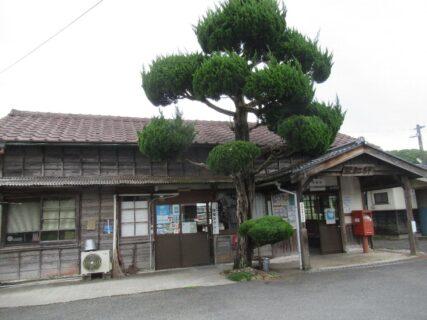 野馳駅は、岡山県新見市哲西町畑木にある、JR西日本芸備線の駅。