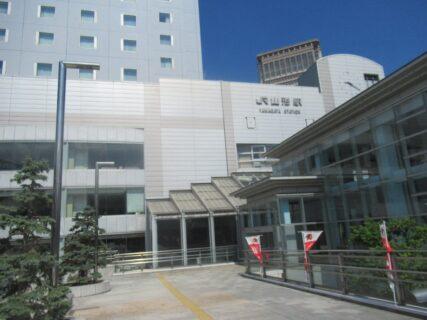 山形駅は、山形県山形市香澄町一丁目にある、JR東日本奥羽本線の駅。