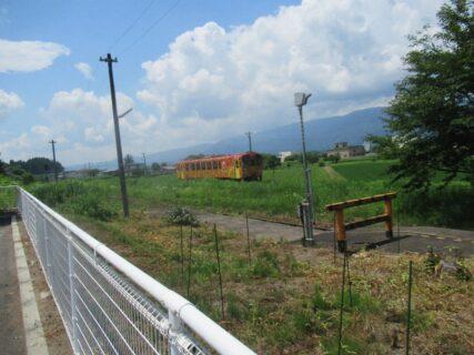 荒砥駅は、山形県西置賜郡白鷹町大字荒砥甲にある山形鉄道の駅。