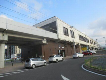 富沢駅は、仙台市太白区富沢四丁目にある、仙台市地下鉄南北線の駅。