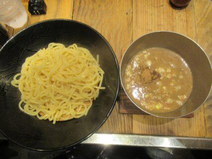 麺屋政宗の「つけ麺」で〆た仙台の夜っすか。