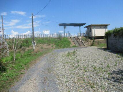 のの岳駅は、宮城県遠田郡涌谷町にある、JR東日本気仙沼線の駅。