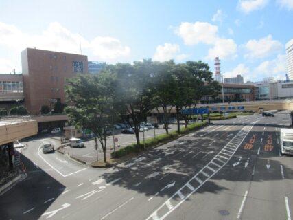 仙台駅は、宮城県仙台市青葉区中央にある、JR東日本・仙台市交通局の駅。