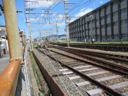 京阪本線と近鉄京都線の相互乗り入れがあった時代。