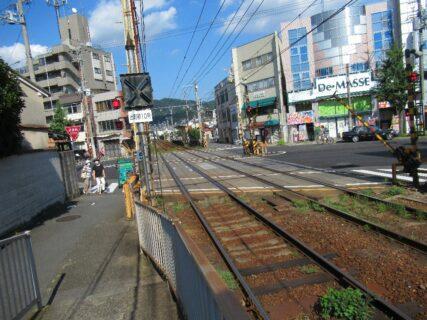元田中駅は、京都市左京区にある叡山電鉄叡山本線の駅。
