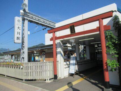富士急行は、水戸岡デザインなんですよね。