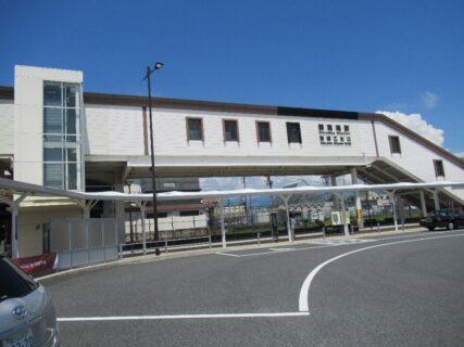 御殿場駅は、静岡県御殿場市新橋にある、JR東海御殿場線の駅。