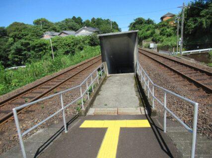 浮鞭駅は、高知県幡多郡黒潮町浮鞭にある土佐くろしお鉄道中村線の駅。