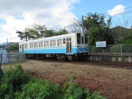 出目駅は、愛媛県北宇和郡鬼北町出目にある、JR四国予土線の駅。