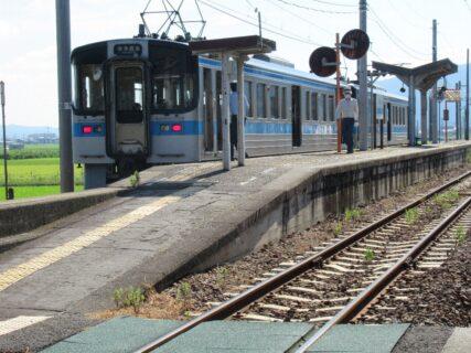 石鎚山駅は、愛媛県西条市西田甲にある、JR四国予讃線の駅。
