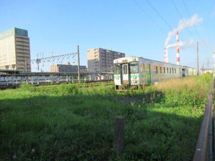 苫小牧駅は、北海道苫小牧市表町6丁目4番3号にある、JR北海道の駅。