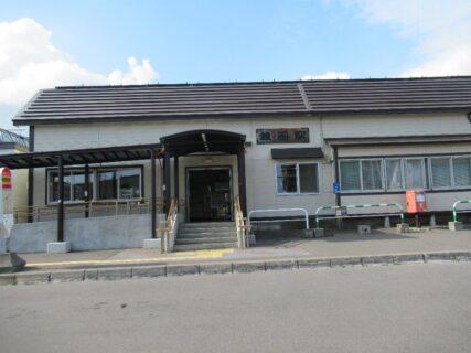 銭函駅は、北海道小樽市銭函2丁目2番5号にある、JR北海道函館本線の駅。