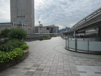 小倉駅新幹線口にやって参りました。