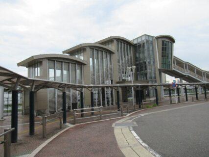 苅田駅は、福岡県京都郡苅田町大字提にある、JR九州日豊本線の駅。