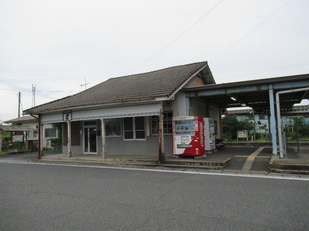 勾金駅は、福岡県田川郡香春町にある平成筑豊鉄道田川線の駅。