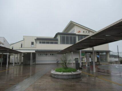 袋井駅は、静岡県袋井市高尾にある、JR東海東海道本線の駅。