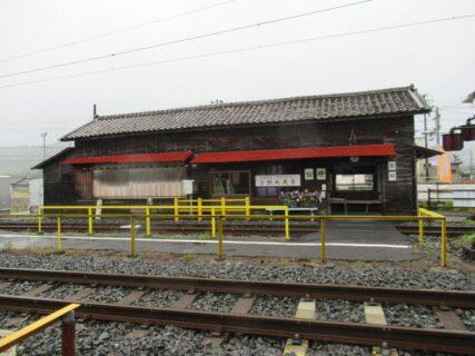 合格駅は、静岡県島田市竹下字籾蒔島にある、大井川鐵道の駅。
