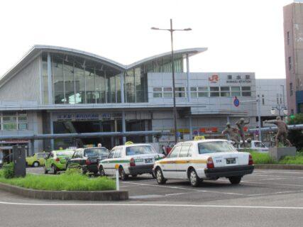 清水駅は、静岡市清水区真砂町にある、JR東海東海道本線の駅。