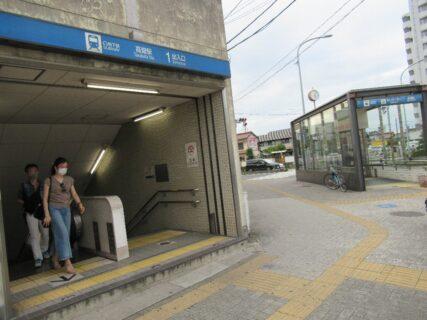 高畑駅は、名古屋市中川区高畑2丁目にある、名古屋市営地下鉄東山線の駅。