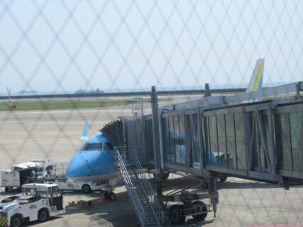 神戸空港からFDAで青森空港までのフライトです。