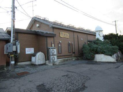 蟹田駅は、青森県東津軽郡外ヶ浜町にある、JR東日本津軽線の駅。
