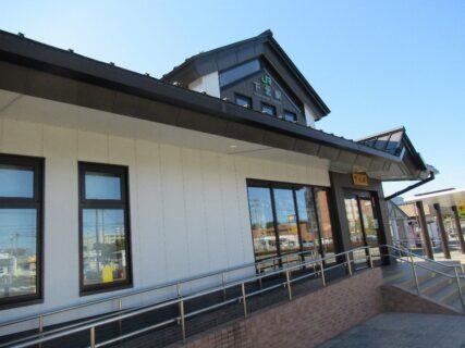 下北駅は、青森県むつ市下北町にある、JR東日本大湊線の駅。