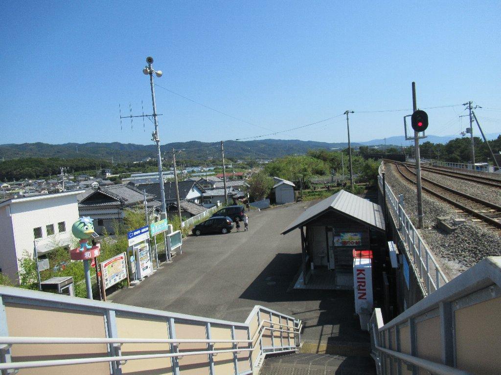 和食駅は、高知県安芸郡芸西村和食甲にある、土佐くろしお鉄道の駅。