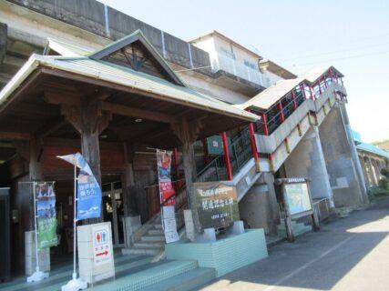 海部駅は、徳島県海部郡海陽町奥浦字一宇谷にある、阿佐海岸鉄道の駅。