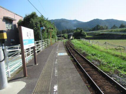 辺川駅は、徳島県海部郡牟岐町大字橘にある、JR四国牟岐線の駅。