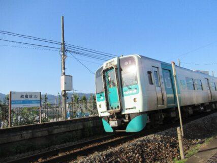 麻植塚駅は、徳島県吉野川市鴨島町牛島にある、JR四国徳島線の駅。