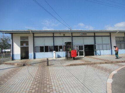 勝瑞駅は、徳島県板野郡藍住町勝瑞東勝地にある、JR四国高徳線の駅。
