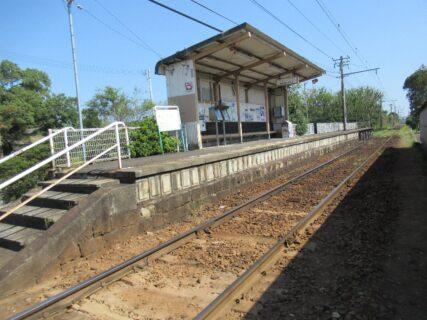 公文明駅は、香川県木田郡三木町にある、高松琴平電気鉄道長尾線の駅。